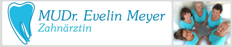 """MUDr. Evelin Meyer   Bei uns stehen Sie als """"ganzer"""" Mensch im Mittelpunkt"""